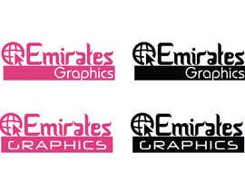 #15 para Design a Logo for my Company called EmiratesGraphic por poujulameen