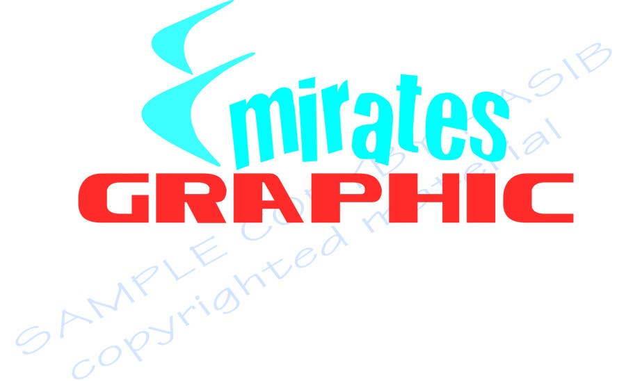 Inscrição nº                                         21                                      do Concurso para                                         Design a Logo for my Company called EmiratesGraphic