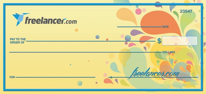 Proposition n°25 du concours Design a novelty check for Freelancer.com