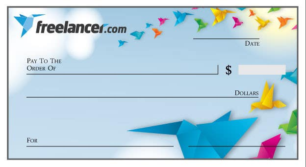 Proposition n°2 du concours Design a novelty check for Freelancer.com