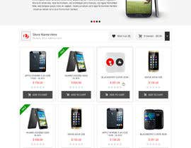 #63 cho Design a strongly branded Mobile Phone Content Website bởi elshahat