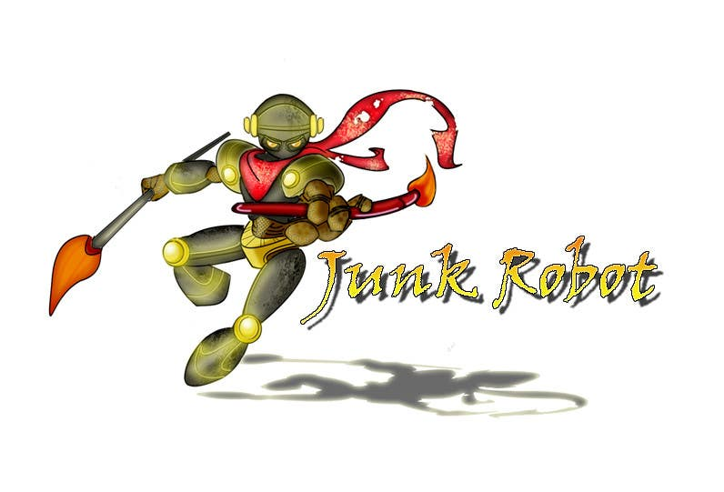 #36 for Design a Logo for JunkRobot by jaufox