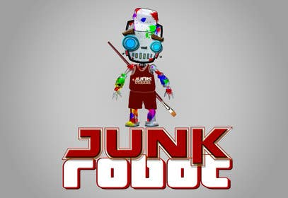 Graphic Design Contest Entry #27 for Design a Logo for JunkRobot