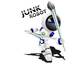 #17 for Design a Logo for JunkRobot af antoniusseptyadi