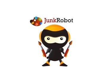 Graphic Design Contest Entry #6 for Design a Logo for JunkRobot