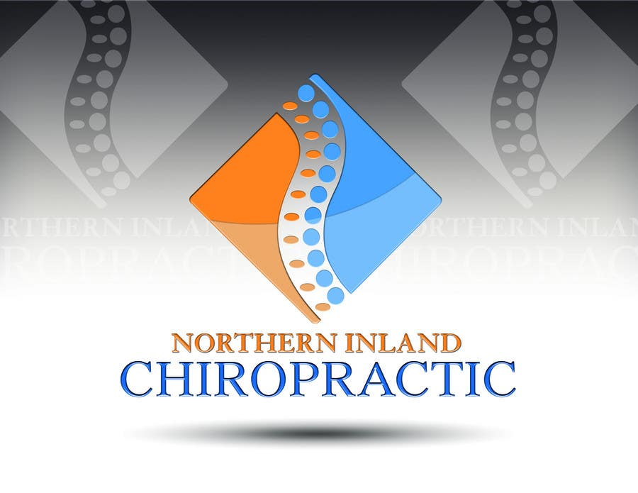Penyertaan Peraduan #233 untuk Logo Design for Northern Inland Chiropractic