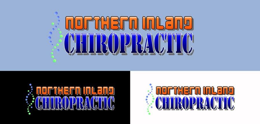 Penyertaan Peraduan #184 untuk Logo Design for Northern Inland Chiropractic
