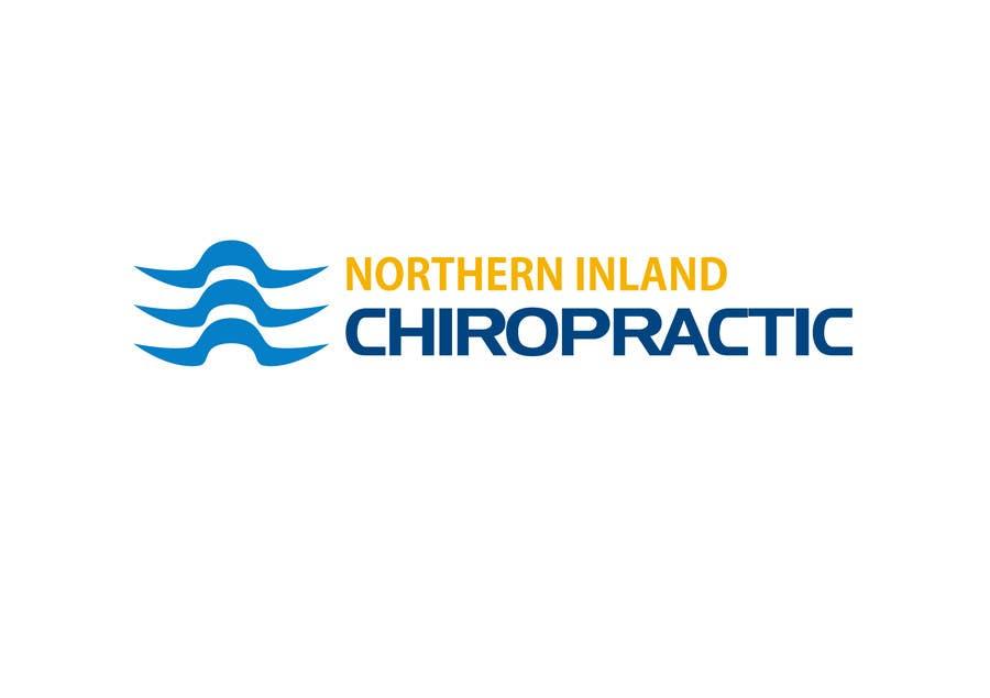 Penyertaan Peraduan #143 untuk Logo Design for Northern Inland Chiropractic