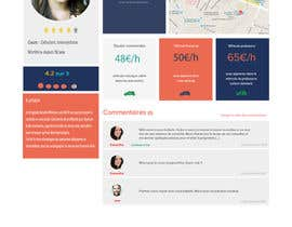 #35 для Re-think that psd for our website от hupm