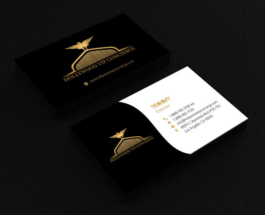 Entry 63 By Bluedesign1234 For Design Business Card And A Template