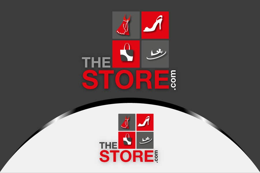 #106 for Design a Logo for our website TheStore.com by woow7