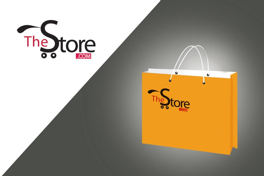 #79 for Design a Logo for our website TheStore.com by karthickjai