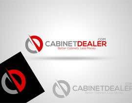 #29 for Design a Logo for CabinetDealer.com by texture605