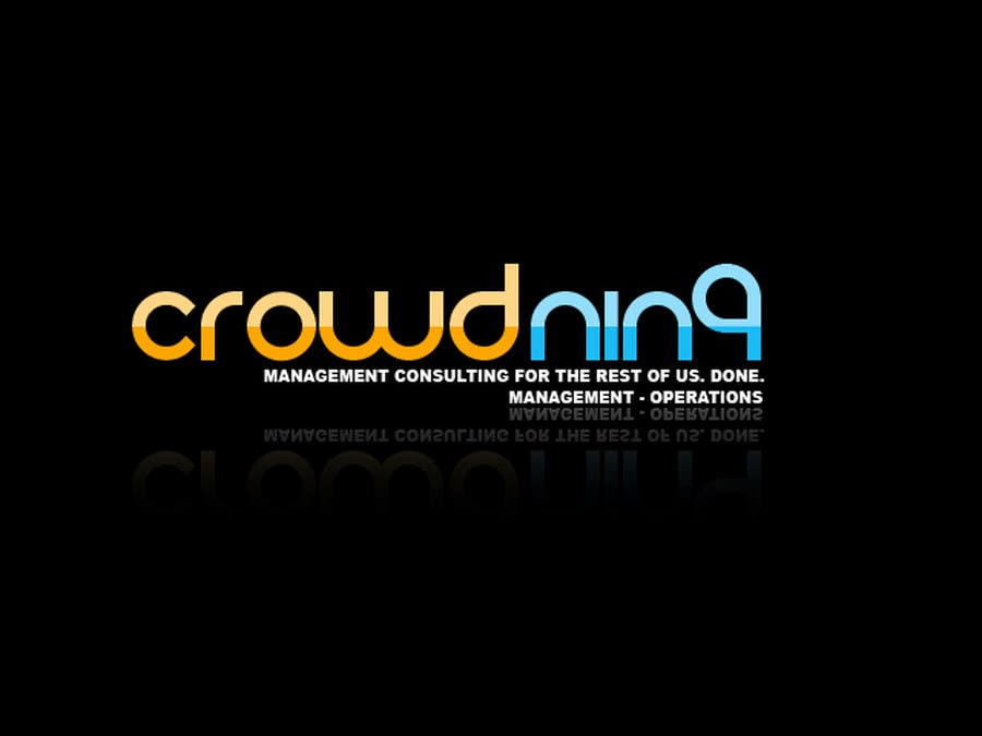 Contest Entry #348 for Logo Design for CrowdNin9