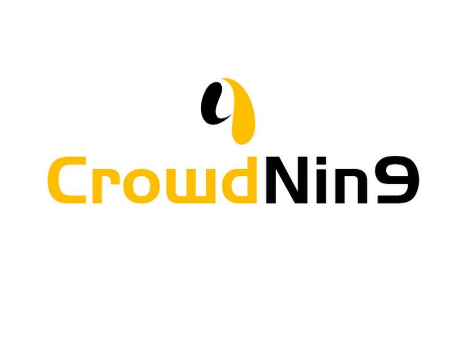 Contest Entry #347 for Logo Design for CrowdNin9