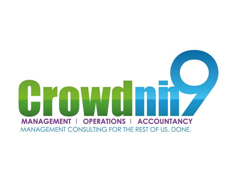 Inscrição nº                                         218                                      do Concurso para                                         Logo Design for CrowdNin9