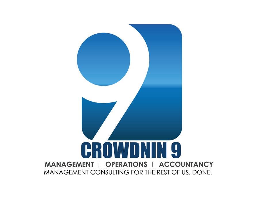 Inscrição nº                                         214                                      do Concurso para                                         Logo Design for CrowdNin9