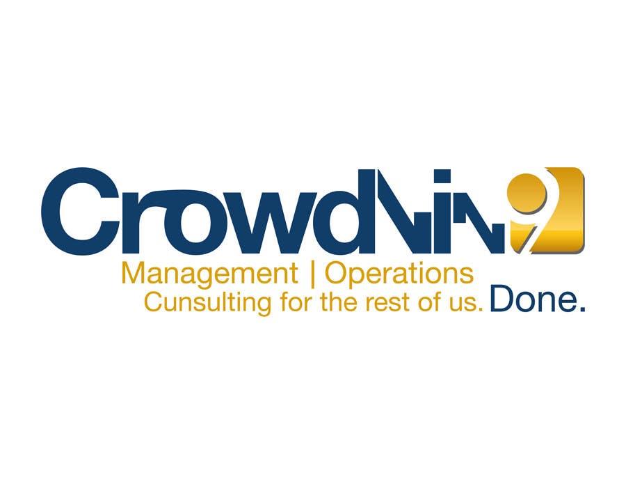 Inscrição nº                                         412                                      do Concurso para                                         Logo Design for CrowdNin9