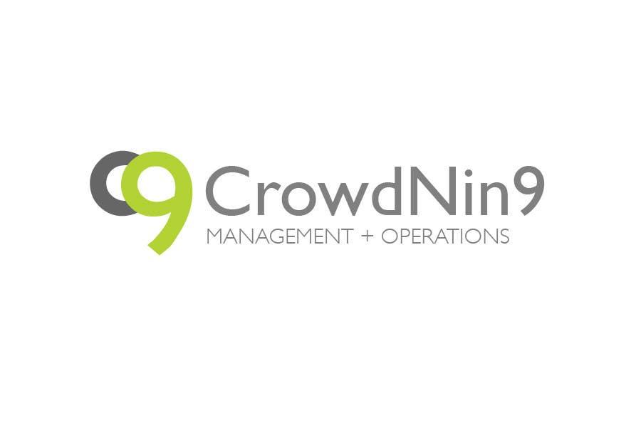 Inscrição nº                                         207                                      do Concurso para                                         Logo Design for CrowdNin9
