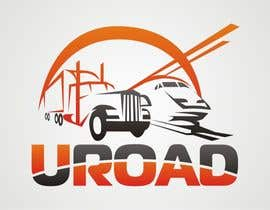 #167 para Logo Design for UROAD por dyv