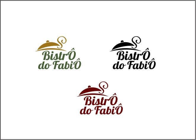 #87 for BistrÔ do FabiÔ Logo by rueldecastro