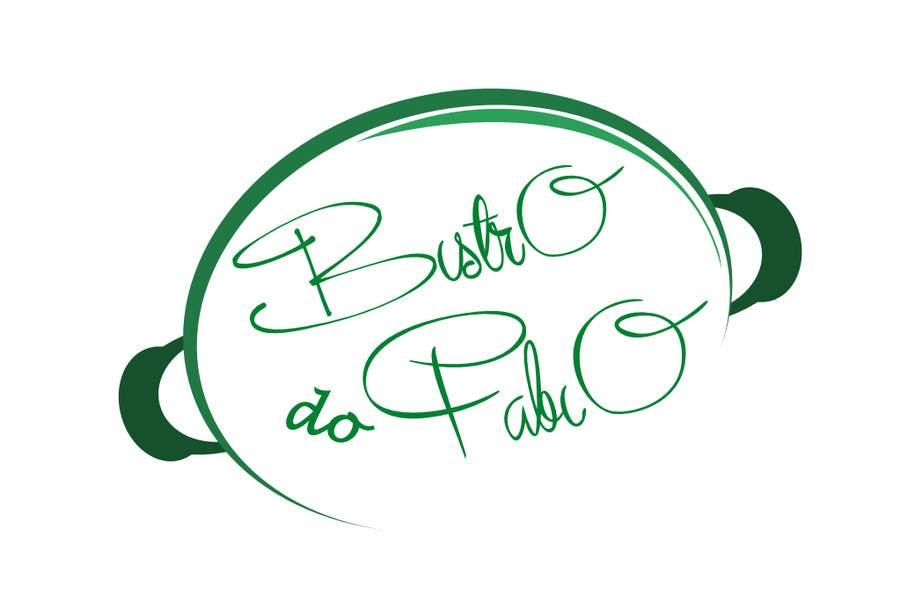 #140 for BistrÔ do FabiÔ Logo by oneb