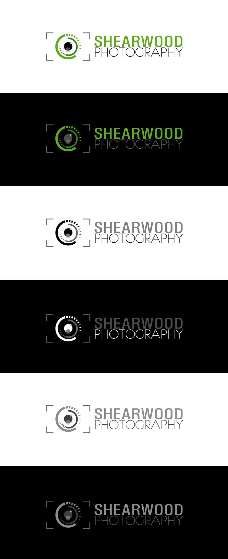#240 for Design a Logo for Shearwood Photography by atikur2011
