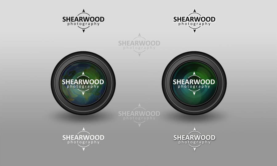 #46 for Design a Logo for Shearwood Photography by LisaPeeters