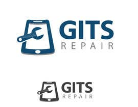 #82 para Design a Logo for GITS Repair por bestidea1