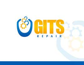 #64 para Design a Logo for GITS Repair por Rajmonty