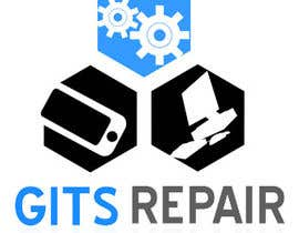#24 para Design a Logo for GITS Repair por kyokusanagy