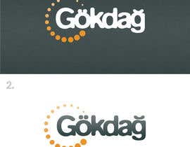 nº 68 pour Design a Logo for Gökdağ par HallidayBooks