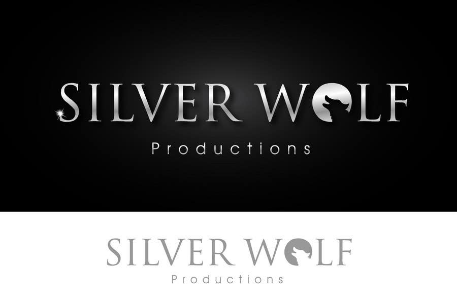 Contest Entry #184 for Logo Design for Silver Wolf Productions
