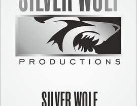 #247 para Logo Design for Silver Wolf Productions por F5DesignStudio