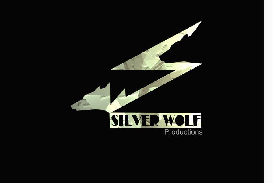 Penyertaan Peraduan #293 untuk Logo Design for Silver Wolf Productions