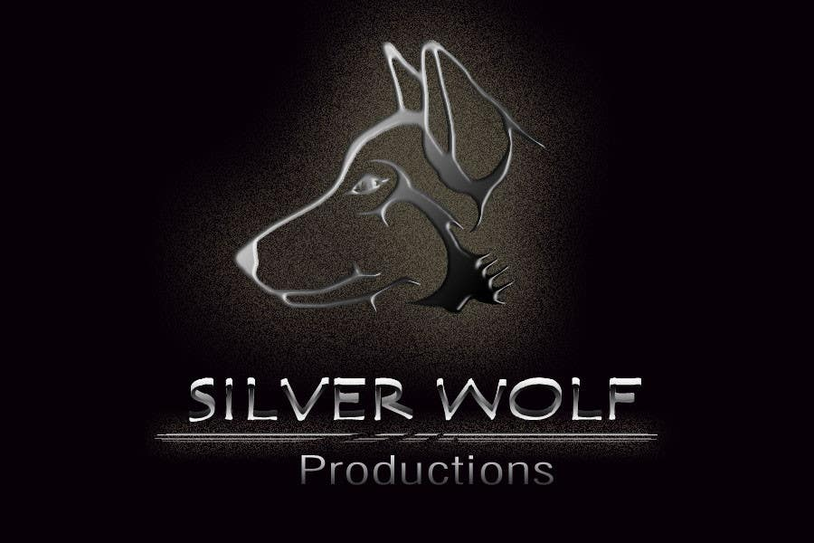 Contest Entry #396 for Logo Design for Silver Wolf Productions