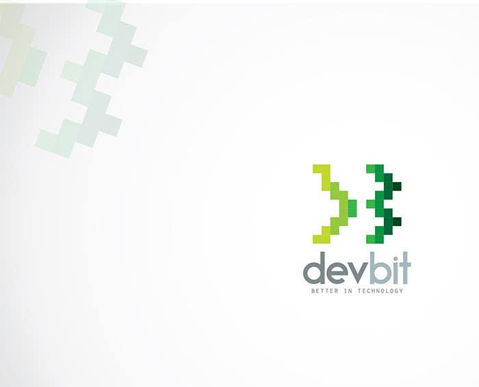 #44 for Design a logo for devBIT by Bauerol3