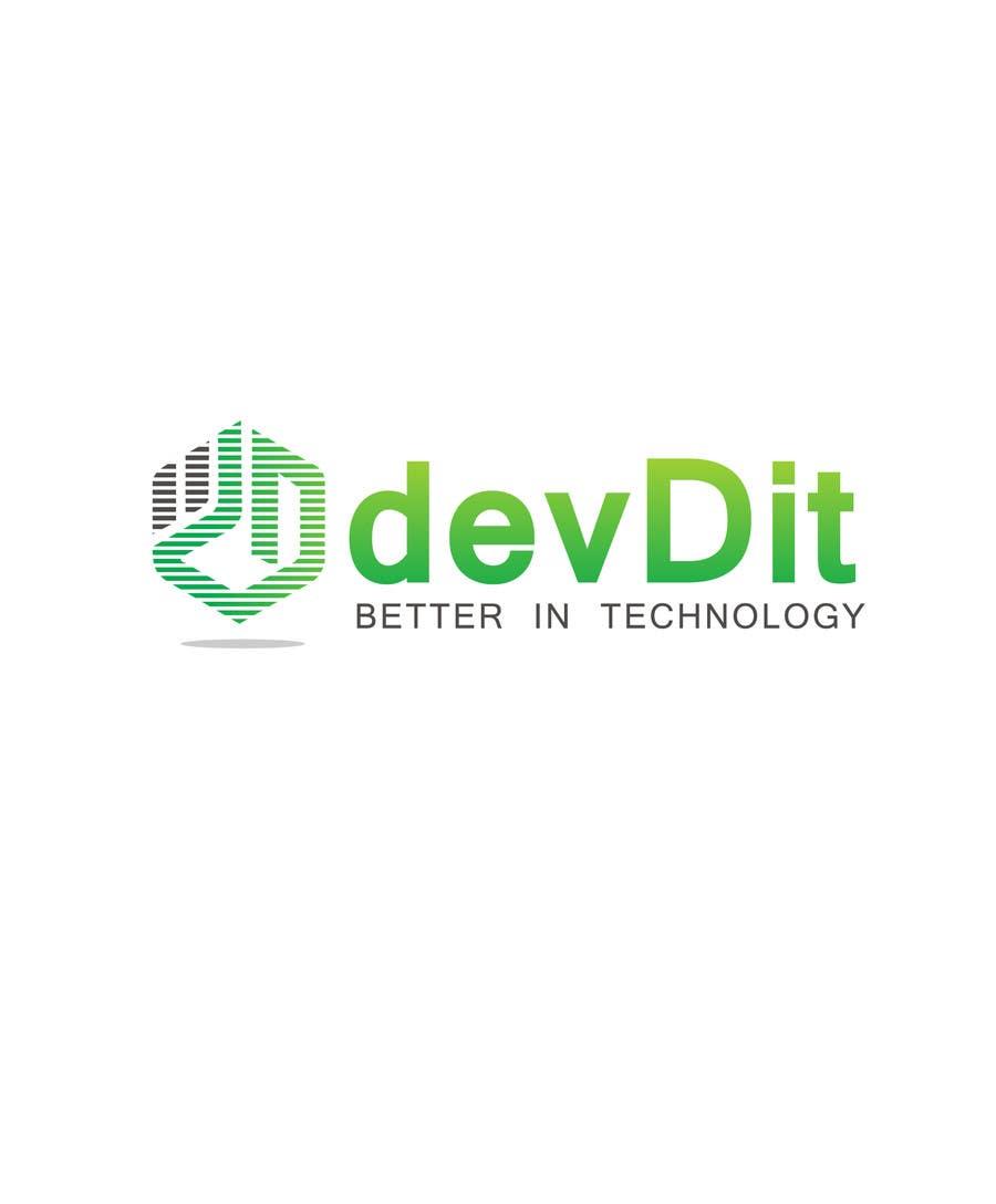 Konkurrenceindlæg #117 for Design a logo for devBIT