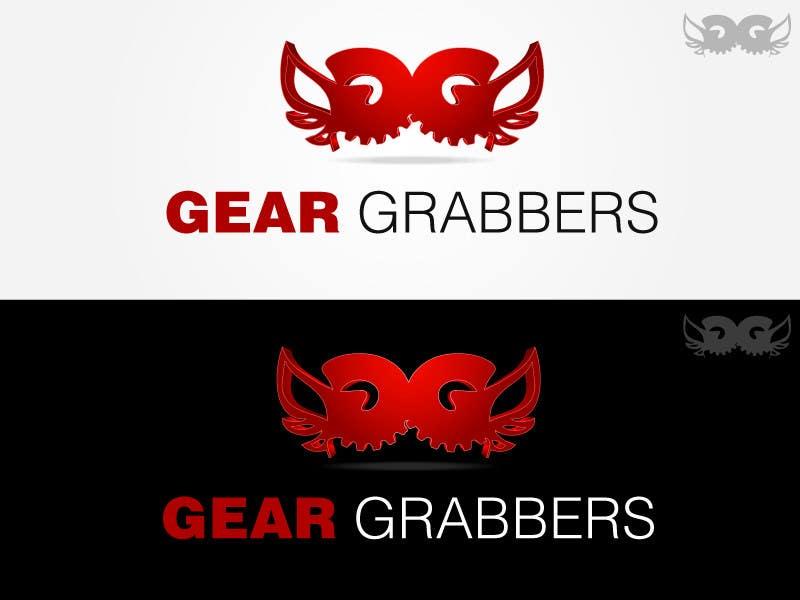 Inscrição nº                                         6                                      do Concurso para                                         Graphic Design for Gear Grabbers