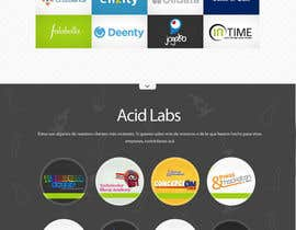 #46 untuk Develop a Corporate Identity for Acid Labs oleh SadunKodagoda