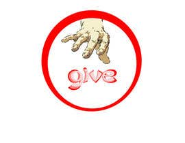 "nº 109 pour Design a Logo for a charity website called "" give "" par simonad1"