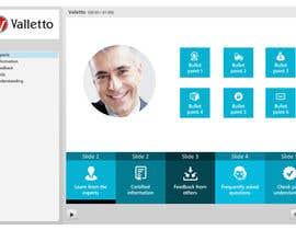 #4 สำหรับ Design a Powerpoint Template for Valletto โดย dnyakana