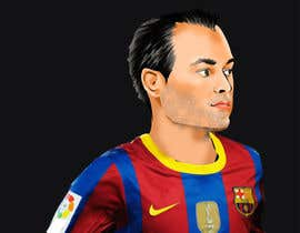 #12 for Illustrations of 30 famous footballers by haihothi