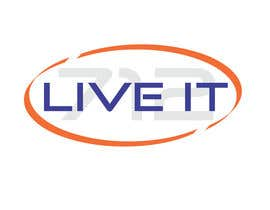 #446 for LIVE IT 712 logo design by watzinglee