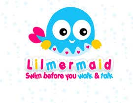 #25 para Design a Logo for lil mermaid por EngSaraMahmoud