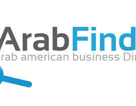 #150 untuk Design a Logo for Arab Finder a business directory site oleh SerMigo