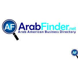 #73 untuk Design a Logo for Arab Finder a business directory site oleh anoopgolwala