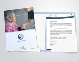 StrujacAlexandru tarafından Stationery Design for Dominic Care Limited için no 14