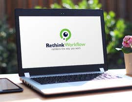 Nro 29 kilpailuun Develop a logo and banners for RethinkWorkflow käyttäjältä abhilashkp33