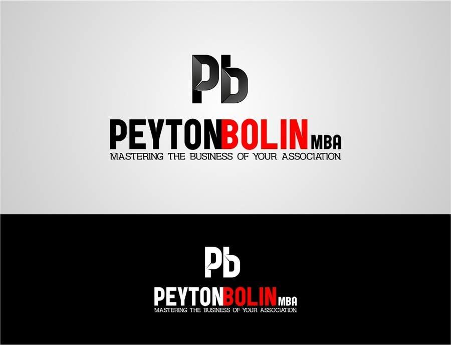 Proposition n°22 du concours PB MBA Logo